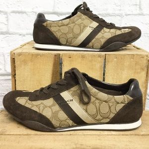 Coach Signature Kelson Casual Sneakers